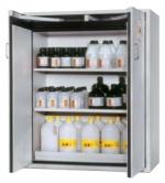 Bezpečnostní skříň s dvoukřídlými dveřmi s požární odolností 90 minut, střední varianta