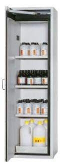 Bezpečnostní skříň s křídlovými dveřmi s požární odolností 90 minut