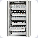 Phoenix - bezpečnostní skříň se skládacími dveřmi s požární odolností 90 minut
